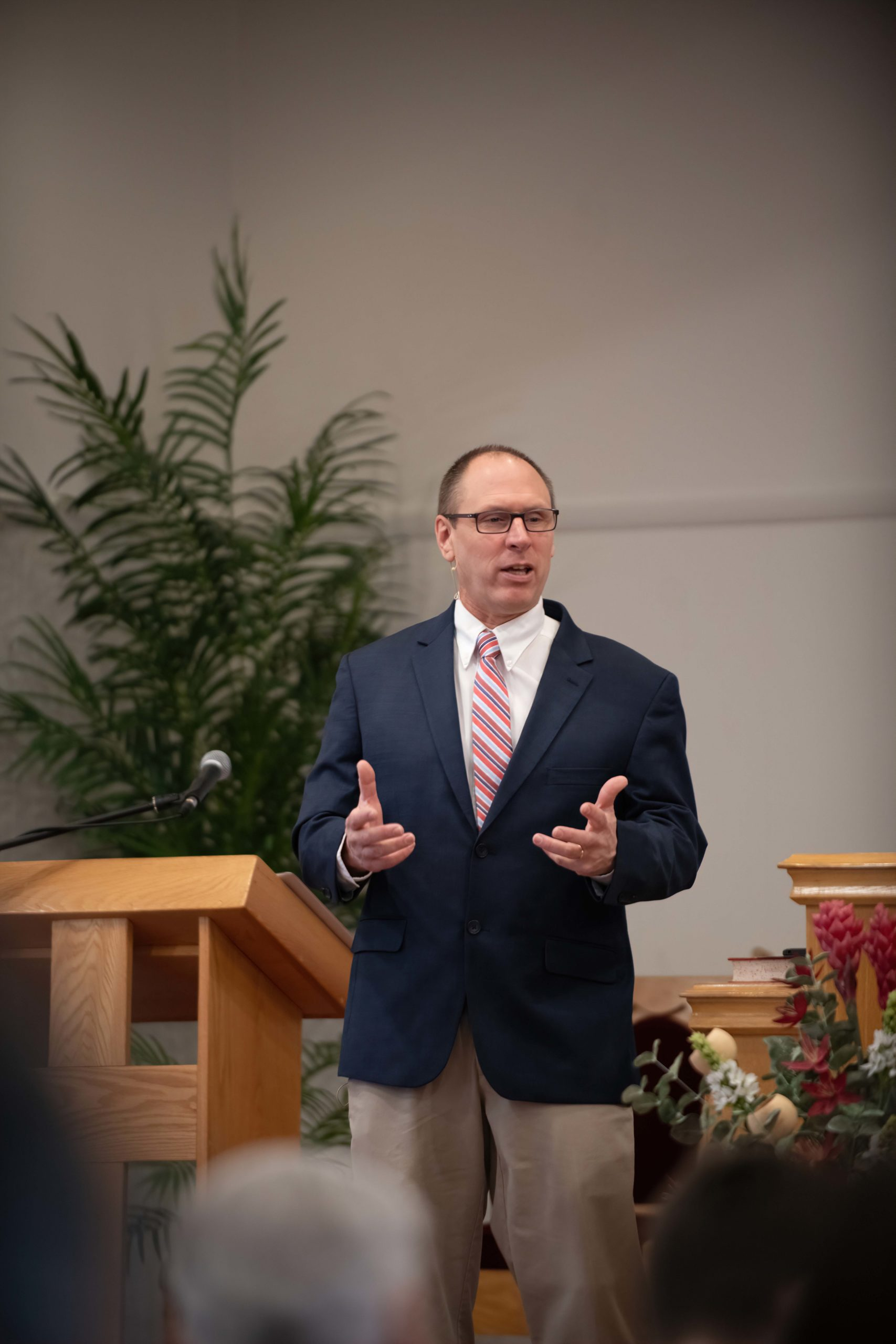 Pastor Todd Baker